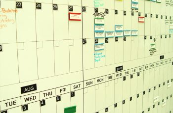 Planejamento de atividades
